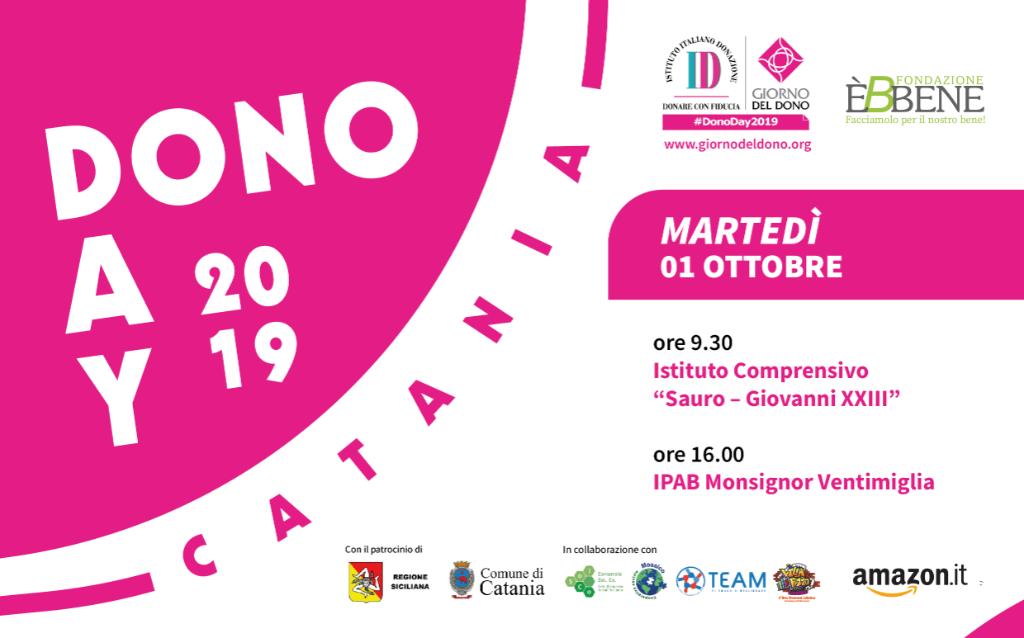 """Catania-città-del-Dono,-martedì-1-ottobre-la-terza-tappa-del-""""Giro-dell'Italia-che-Dona"""""""