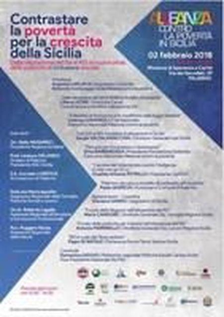 """""""Contrastare-la-povertà-per-la-crescita-della-Sicilia""""---domani-a-Palermo"""