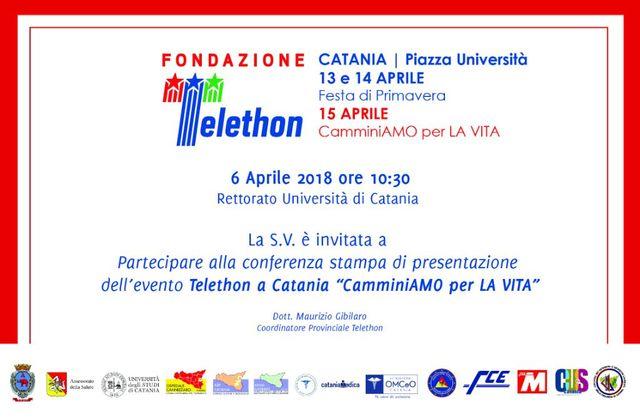 Festa-di-primavera,-l'evento-di-Fondazione-Telethon-a-Catania:-venerdì-6-aprile-la-presentazione-ufficiale