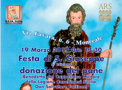 Festa-San-Giuseppe-a-Palermo,-Fondazione-Ebbene-insieme-all'Associazione-A.S.F.A.-