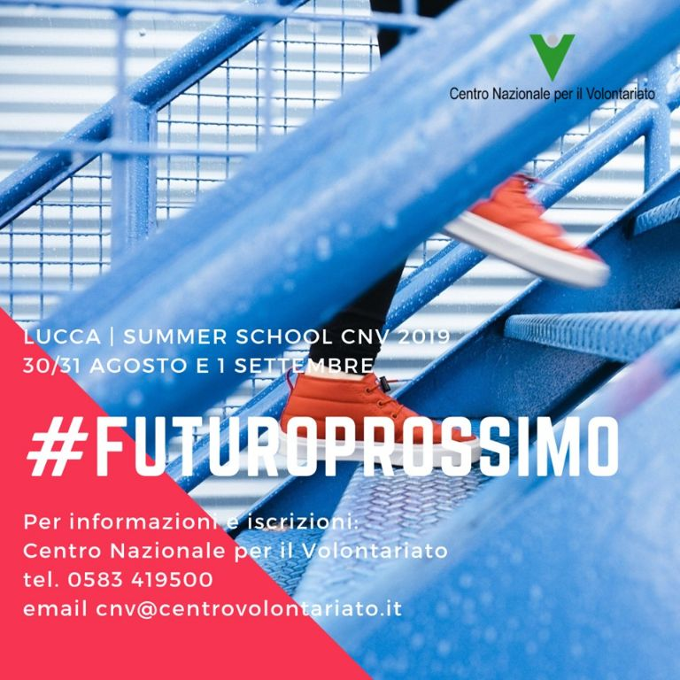 #Futuroprossimo,-torna-a-Lucca-la-Summer-School-del-Cnv