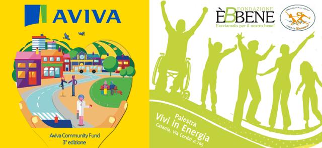 """""""Vivi-in-Energia""""-approda-nella-Community-Fund-di-Aviva.-Iniziata-l'attività-di-fundraising-per-rendere-lo-sport-un-diritto-di-tutti"""